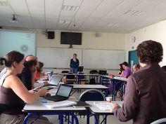 """#forumBrest Muriel Epstein de @transapi en session """"École contributive"""" : contribuer à l'école pour ne pas décrocher"""
