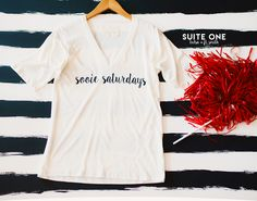 Sooie Saturdays! To order, call us 4794342318! Xoxo, Suite One