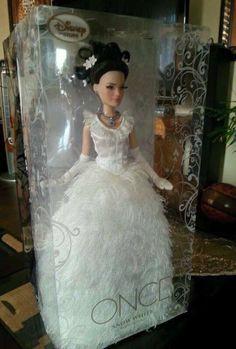 Snow White Doll (OUAT)