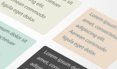 How fonts and colors work together to make your website look good.