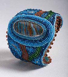 Beaded Jewelry by Larkin Jean Van Horn