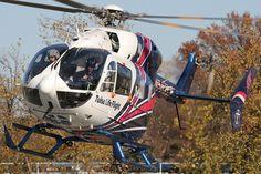 Tulsa Life Flight EC-145 by Ralph Duenas