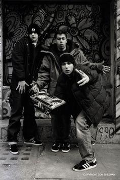 Mike-D - MCA - Ad Rock | BEASTIE.!!!
