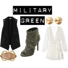 Military Green 2
