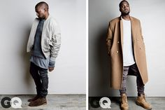 GQ follows up their latest cover featuring Kanye West with the accompanying interview and photo shoot for August 2014. Recalling his recent wedding and the surrounding controversies, the American musician touches upon conceding the summer belonged to Drake, learning from wife Kim Kardashian, and his upcoming collaboration with adidas among many other things. Alongside the textual …