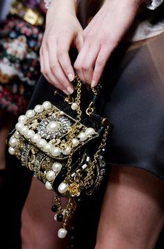 Dolce & Gabbana autumn/winter 12
