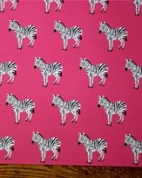 wrapping paper from smudge ink