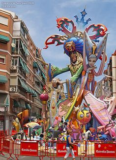 hogueras de san juan alicante 2014 - Google Search