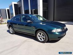 AUDI A4 1.8 TURBO QUATTRO MANUAL SEDAN NO RESERVE BOOKS WARRANTY MERCEDES BMW S4 #audi #a4 #forsale #australia