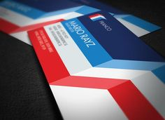 Franco business card design - 30 Colorful Business Cards  3> !
