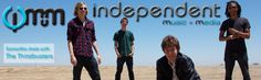 @Ind Music writes about and supports independent music projects.