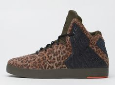 Nike lebron EXT NSW Nike Lifestyle.   Wish they had all black with different materials