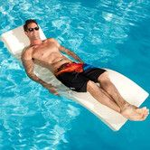 Love Ledge Loungers but just way too expensive at $700 plus a chair ..Found this SwimWays lounger that will work just as well ( fingers crossed )  for the Baja tan ledge at the pool ......Found it at Wayfair - Terra Sol Sonoma Lounge... got the Chocolate ones...