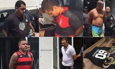 A Polícia do Rio de Janeiro prendeu cinco suspeitos pela morte do torcedor botafoguense Diego Silva dos Santos, de 28 anos, na manhã dessa quinta-feira (23). Uma megaoperação foi realizada pela Polícia Civil do Rio para cumprir 20 mandados de prisão de integrantes da Torcida Jovem do Flamengo. De acordo com a polícia, oito torcedores teriam participado diretamente da morte Diego, no dia 12 do mês passado no entorno do Engenhão, na Zona Norte da cidade e foram indiciados por homicídio e…