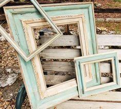 annie sloan chalk paint ideas | annie sloan chalk paint crafts frame - Google Search | Craft Ideas