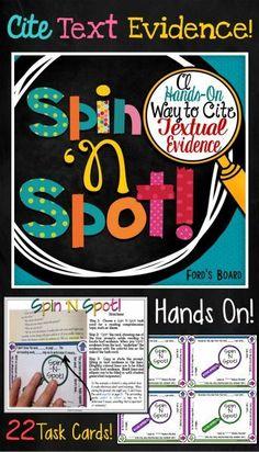 Spin 'N Spot task ca