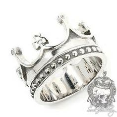 crown wedding rings bing images men - Crown Wedding Rings