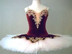 i hope i can wear a dance costume like this someday :)