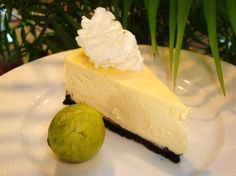 ... Key Lime Cheesecakes | Recipe | Key Lime, Key Lime Cheesecake and Lime