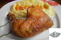 Dobrou chuť: Grilované kuře bez grilu