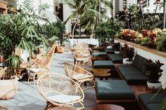 Hawaiian Hotel Tour: The Laylow Waikiki — Hazel + Scout