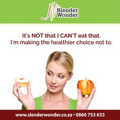 Slender Wonder is a Medical Weight Loss Programme done through our network of accredited Doctors. Contacts us now & begin our 5 phases Weight Loss Programme Slender Wonder, Weight Loss Eating Plan, Medical Weight Loss, Eating Plans, Weight Loss Program, Healthy Choices, Motivation, Lifestyle, Daily Motivation