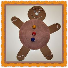 Gingerbread-Man Craft-For-Kids