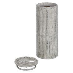 Buy John Lewis & Partners Rope Toilet Roll Holder, White from our Toilet Roll Holders range at John Lewis & Partners. Tidying, Side Table, Toilet Roll Holder, Home Decor, Cupboard, Trash Can, Toilet Roll, Small Trash Can, Neat And Tidy