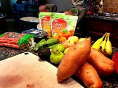 Texas Health Moms: Baby Food Making