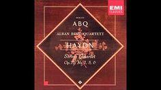 Haydn string quartets op.77 no 1-2 - YouTube