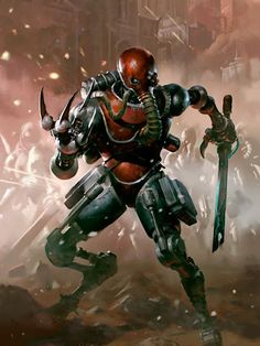 Army Selection: Are AdMech/Skitarii Right For You? | Talk Wargaming - News, 40k Rumors, Tips and Tactics