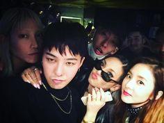 Soo Joo, GD, Xin, CL, Dara #PhiatonxTeddy ✌️