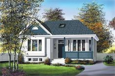 Country Cottage Style House Plans Awesome Small Bungalow Country House Plans Home Design Pi Small Rustic House, Small Country Homes, Country Modern Home, Country House Design, Cottage Design, Cottage Style House Plans, Bungalow House Plans, Bungalow Homes, Cottage Style Homes