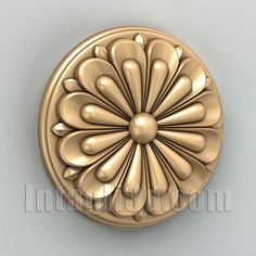 Model of decor for CNC routers and printers (Round rosette Wood Cnc Machine, Wooden High Chairs, Apple Logo Wallpaper Iphone, 3d Interior Design, Moroccan Design, Moroccan Decor, Diy Furniture Couch, Wood Vase, Carving Designs