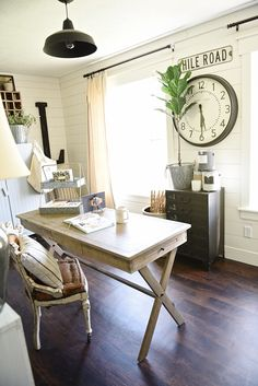 Farmhouse style is t