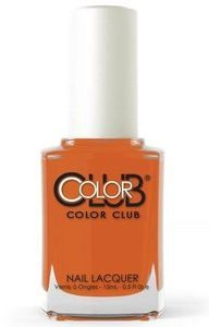Color Club Nail Polish, Orange You Going Tanning 1326 Color Club Nail Polish, Opi Nail Polish, Nail Treatment, China Glaze, Stylish Nails, Feet Care, Manicure And Pedicure, House Colors, Essie