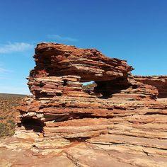Nature's Window Kalbarri NP #downunder