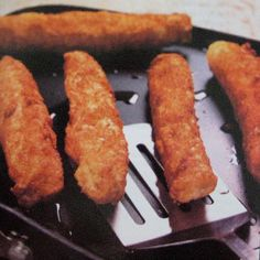 "Favorite Greek Finger Foods: Rolled Ham, Cheese, & Phyllo ""Flutes"" - Zabonotyrofloyeres"