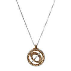 Explorer Sundial Necklace