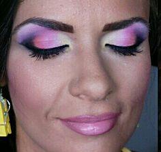 Like a pink