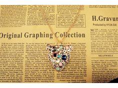 #Bling Bling #Crystal Little Leopard #Necklace