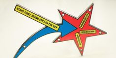 Lawrence Weiner, Stars Don't Stand Still in the Sky, 2011.