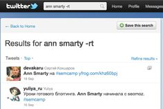 Few awesome Twitter Tips  http://www.makeuseof.com/tag/5-cool-twitter-search-tricks-monitor-people/
