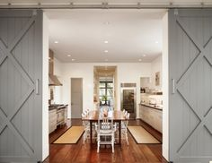 10 Modern Barn Door Ideas That Make a Bold Statement
