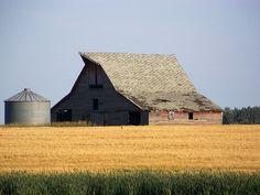 Somewhere in North Dakota. Photo by im pastor rick.