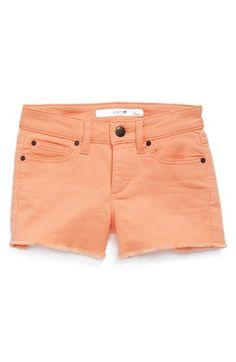 Joe's Cutoff Shorts (Big Girls) available at #Nordstrom