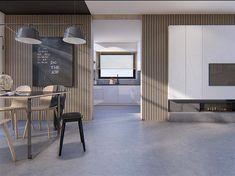 Projekt domu Alicja N 2G+ 138,55 m2 - koszt budowy 248 tys. zł - EXTRADOM Model House Plan, House Plans, House Outside Design, House Design, Design Case, Home Fashion, Home Projects, My House, Living Room Decor
