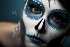 day of the dead makeup | Day of the Dead Make-up. - Canon Digital Photography Forums
