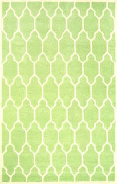 Savanna Lattice VE06 Green Rug