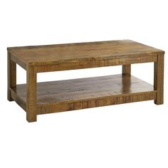 Parsons Coffee Table - Java | Pier 1 Imports